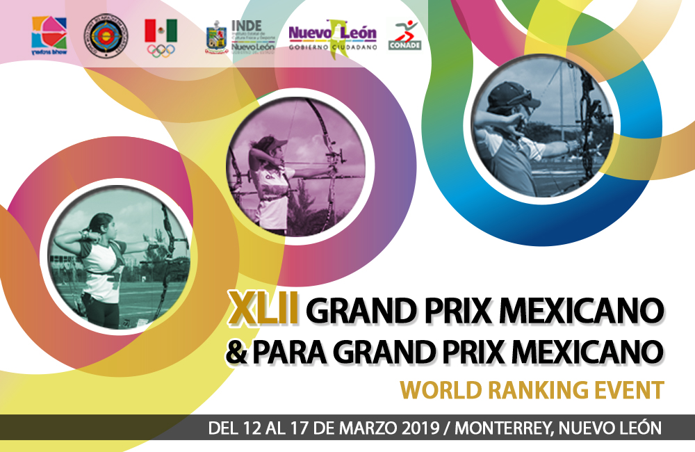 Grand Prix y Para Grand Prix Mexicano 2019